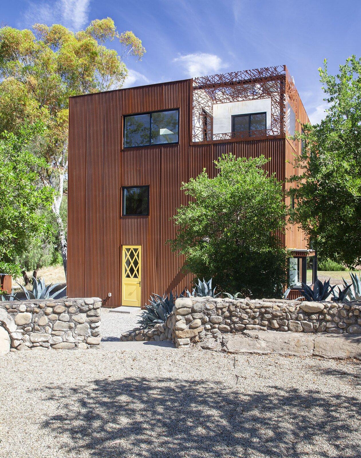 Fisher/Prebor Residence exterior