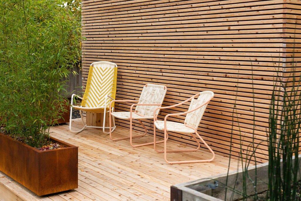 hemlock house deck