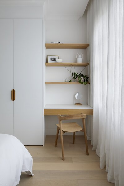 Study Nook in Bedroom