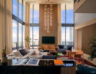 Downtown Miami's Brickell Flatiron Condominium Unveils Last Remaining Duplex Penthouse, Listed for $9.4 Million