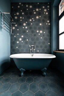 Kids bathroom with Stars