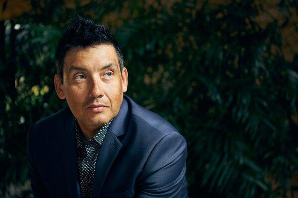 Studio:Indigenous founder Chris Cornelius