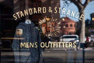 Standard & Strange