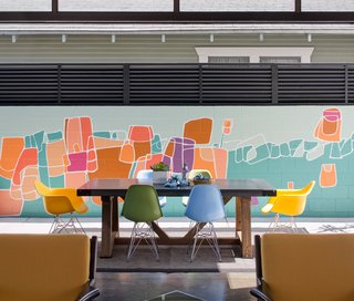 Eames Molded Chairs