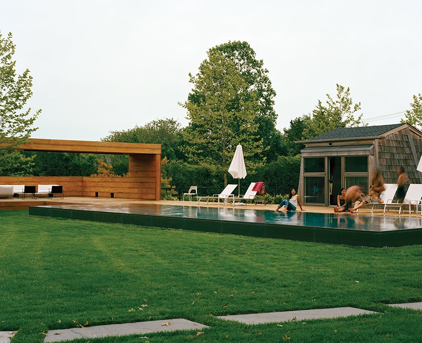 #outdoor #exterior #pool #pooldesign #modern #architecture   Photo 21 of 21 in I Love Modern Architecture from Pools, Pools, Pools!