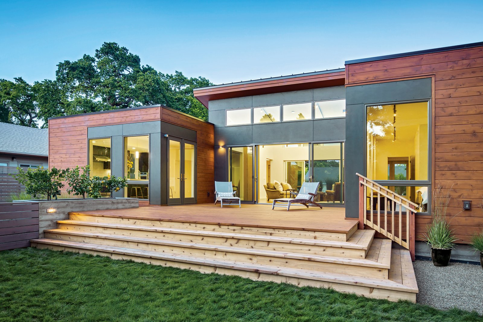 """Blu Homes cofounder Bill Haney considers his company's mission to be twofold: """"Prefab 2.0 means using technology to serve customers more efficiently and provide the highest possible customer service.""""  Photo 1 of 1 in Prefab Builder Blu Homes to Disrupt the Construction Industry"""