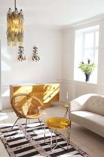 A Curated Apartment Turned Showroom in Copenhagen - Photo 5 of 6 -
