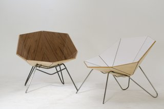 Origami-Inspired Furniture You Can Fold Flat - Photo 3 of 6 -