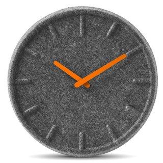 Designer Spotlight: Sebastian Herkner - Photo 5 of 6 - Felt clock by Sebastian Herkner for Leff Amsterdam.