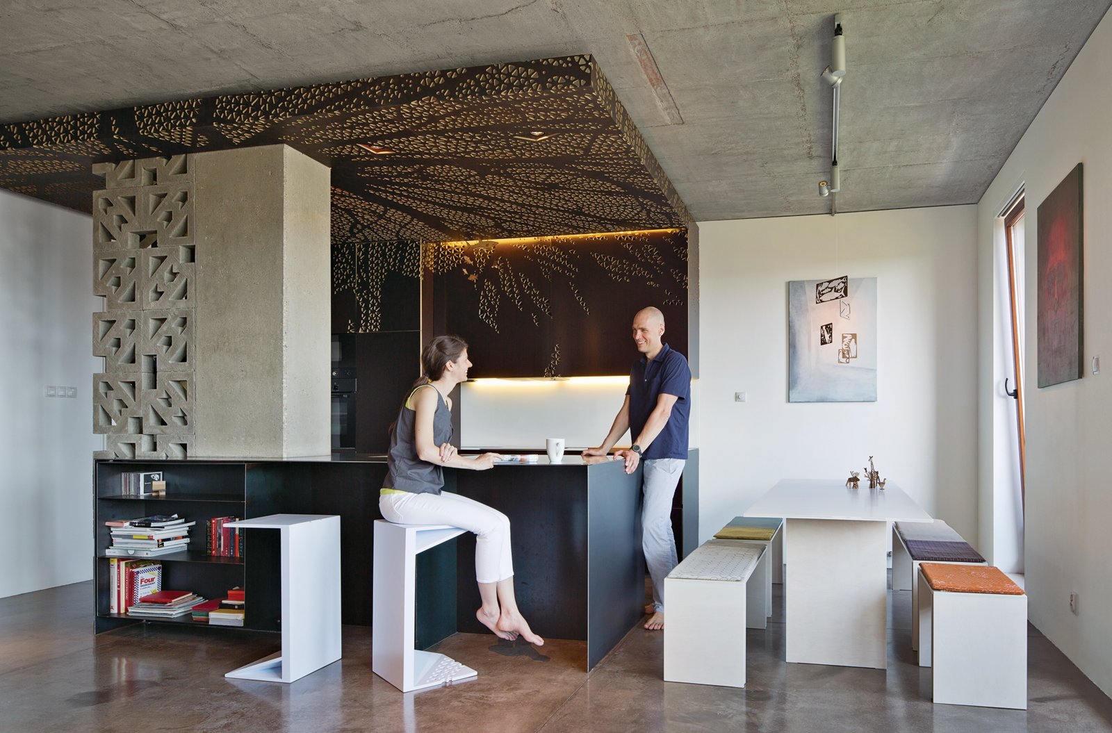 Gentil Photo 4 Of 9 In Warsaw Loft With Multifunctional Furniture   Dwell