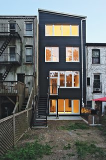 A Sustainable Brownstone Transformation in Brooklyn - Photo 5 of 8 -
