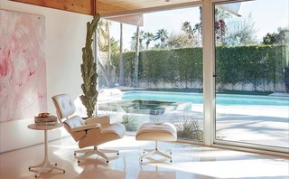Photo of the Week: When Lounging in Palm Springs… - Photo 1 of 1 -