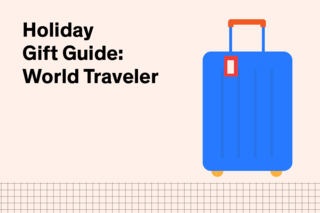 Even the most airline-mile-hoarding world traveler has to come home sometime, so we've rounded up a bevy of gifts from global artisans to inspire wanderlust every day.