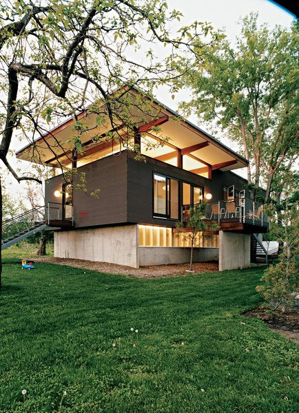 Affordable Sip Built Family Home In Kansas City Dwell
