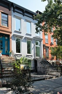 A Sustainable Brownstone Transformation in Brooklyn - Photo 6 of 8 -