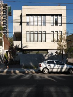 In South Yarra, a bustling neighborhood in Melbourne, Australia, the design-build-development firm Neometro erected the Ten Darling apartments  with community in mind. The building, a Corbusier-inspired brutalist creation, situates residents within walking distance of the Toorak Road and Chapel Street restaurant and fashion strips as well as several parks and the city's Royal Botanic Gardens, and is a stone's throw from railway and tram lines. Photo courtesy of Neometro.