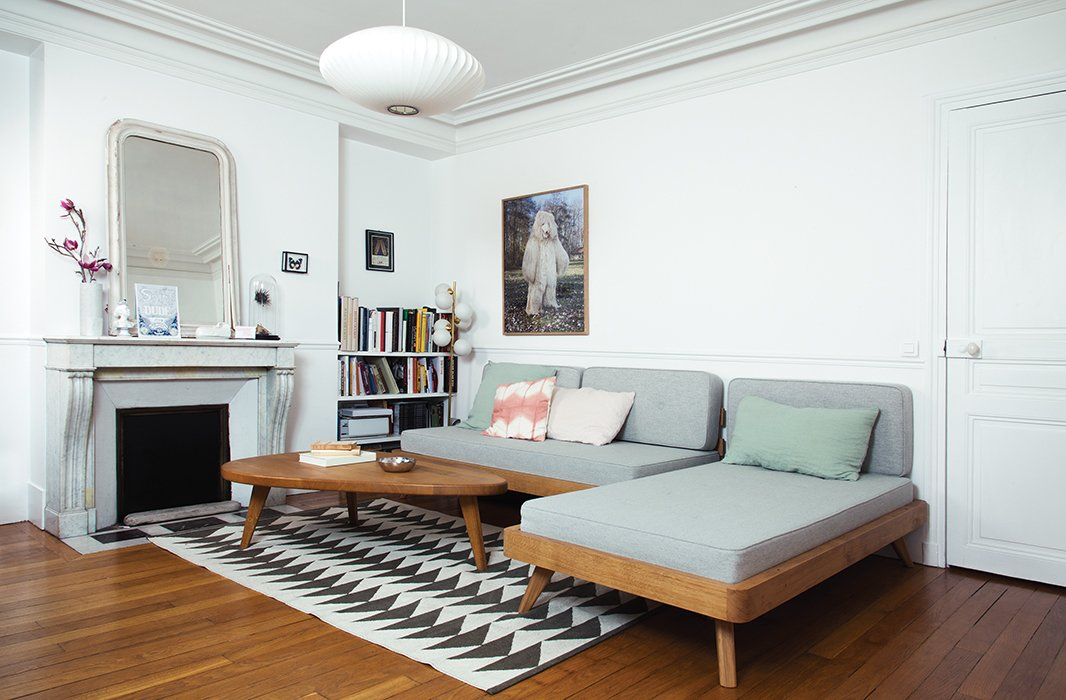 Modern Furniture Designer Continues Her Family Tradition