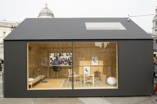 Four Designers Reimagine the Home in London's Trafalgar Square - Photo 2 of 12 -