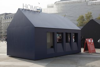 Four Designers Reimagine the Home in London's Trafalgar Square - Photo 10 of 12 -