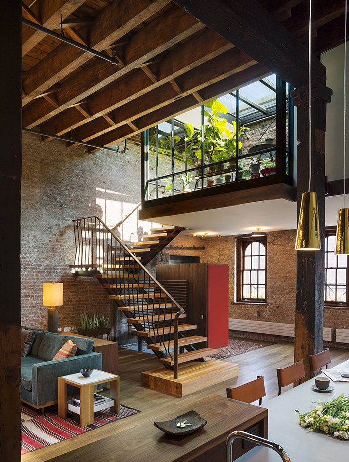 10 Remarkable WarehousetoHome Transformations Dwell