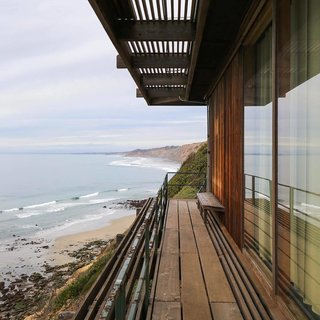 Photo of the Week: An Educational Institute Melded Into the Coastline