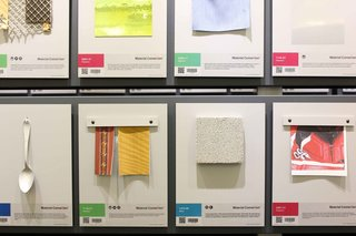Material ConneXion Library Has Over 7,500 Innovative Materials - Photo 3 of 5 -