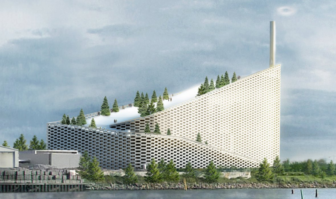 Exhibit Showcases 10 Years of the Bjarke Ingels Group's Architecture