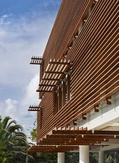 Summer-Ready Modern Pavilion in South Carolina - Photo 2 of 6 -