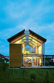 Steel Framed Split-Level Home in Germany - Photo 1 of 1 -