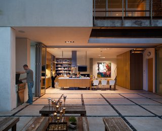 Green Home in La Jolla Blends Indoors and Outdoors - Photo 1 of 7 -