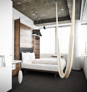 A Modern Design Hotel in Vienna - Photo 1 of 6 -