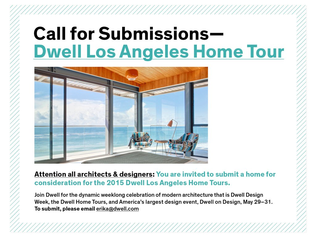 Photo 2 of 2 in Call for Submissions: Dwell Los Angeles Home Tour