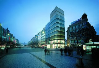 Exhibit Examines Legacy of Functionalist Architecture in Prague - Photo 1 of 7 -