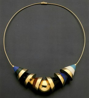 Eye-Popping Jewelry Designed by Postmodern Architects - Photo 4 of 5 -