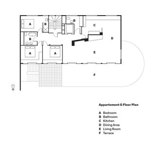 Appartement G Floor Plan