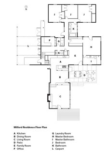 """JHID maintained the essential layout of the home which Zaik had oriented to its site. """"Living here [in Portland] all my life,"""" he says, """"I value sunlight."""""""
