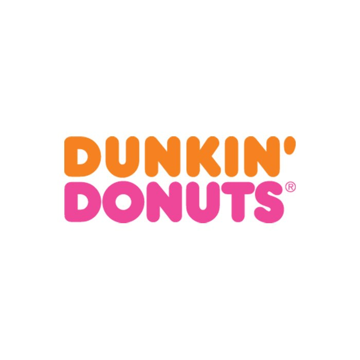 For the agency Sandgren & Murtha in 1975, she came up with a supergraphic logo for Dunkin' Donuts.  Photo 7 of 9 in Meet the George Nelson Associate Who Designed the Dunkin' Donuts Logo