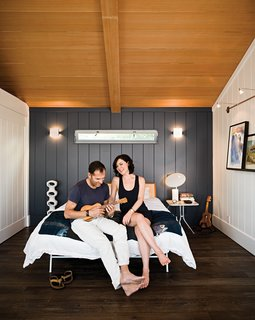 """""""There's a soulfulness in this small house that's impossible to replicate in something completely new. The sweetness truly lingers,"""" says architect Michael Lee."""