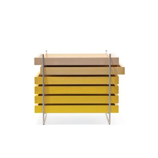 The sunny Tool Box by Line Depping, which landed her a spot in Dwell's 2012 class of Young Guns, melds beauty and utility.