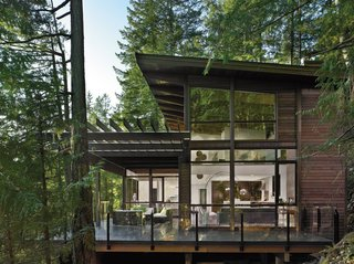 10 Outstanding Prefabs in the Pacific Northwest - Photo 1 of 10 -