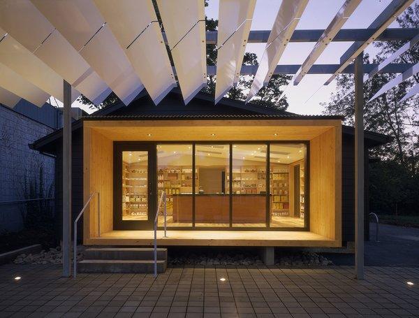 Home to Tea House Transformation