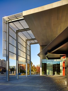 New Olson Kundig-Designed Wing Opens at Tacoma Art Museum - Photo 2 of 8 -