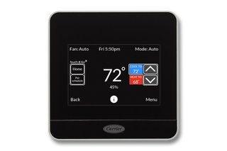 A Smart, Energy-Saving Thermostat from the Inventors of Modern Air Conditioning - Photo 1 of 1 -