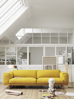 Rest sofa by Anderssen & Voll for Muuto (2011)