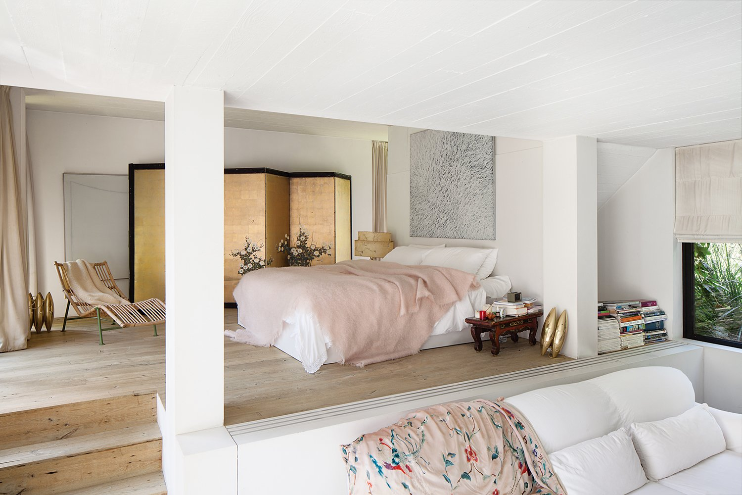 Make Your Space Look Bigger 10 Lofted Bedrooms Dwell