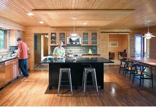 A Ranch House Kitchen Renovation - Photo 1 of 1 -