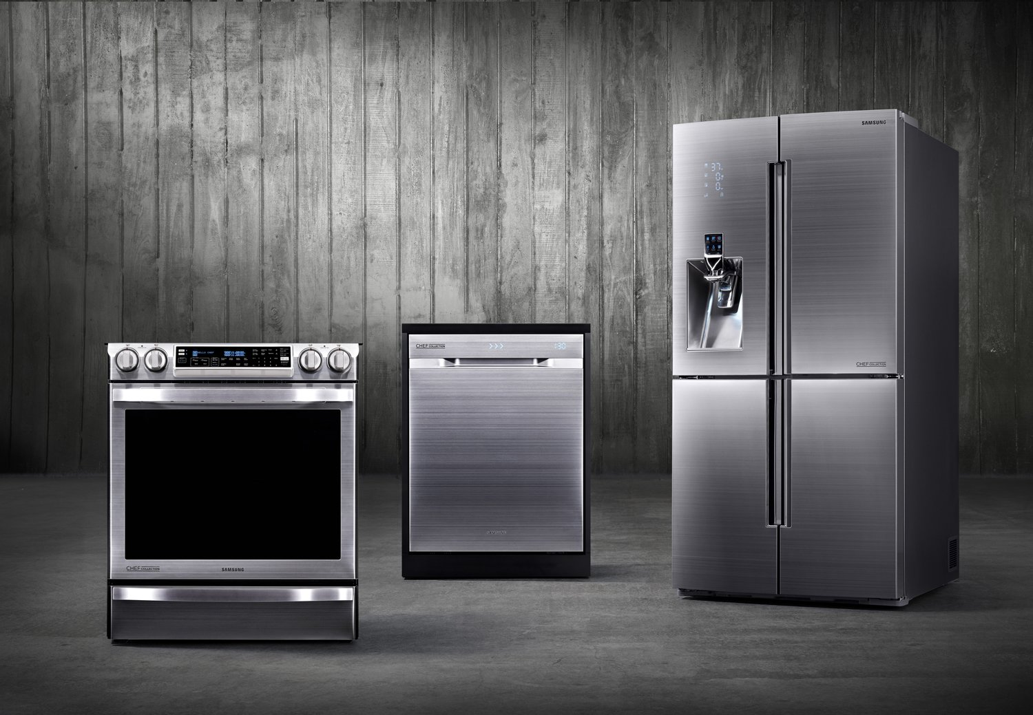 Samsung's New Kitchen Appliances are Chef-Tested, Chef-Approved