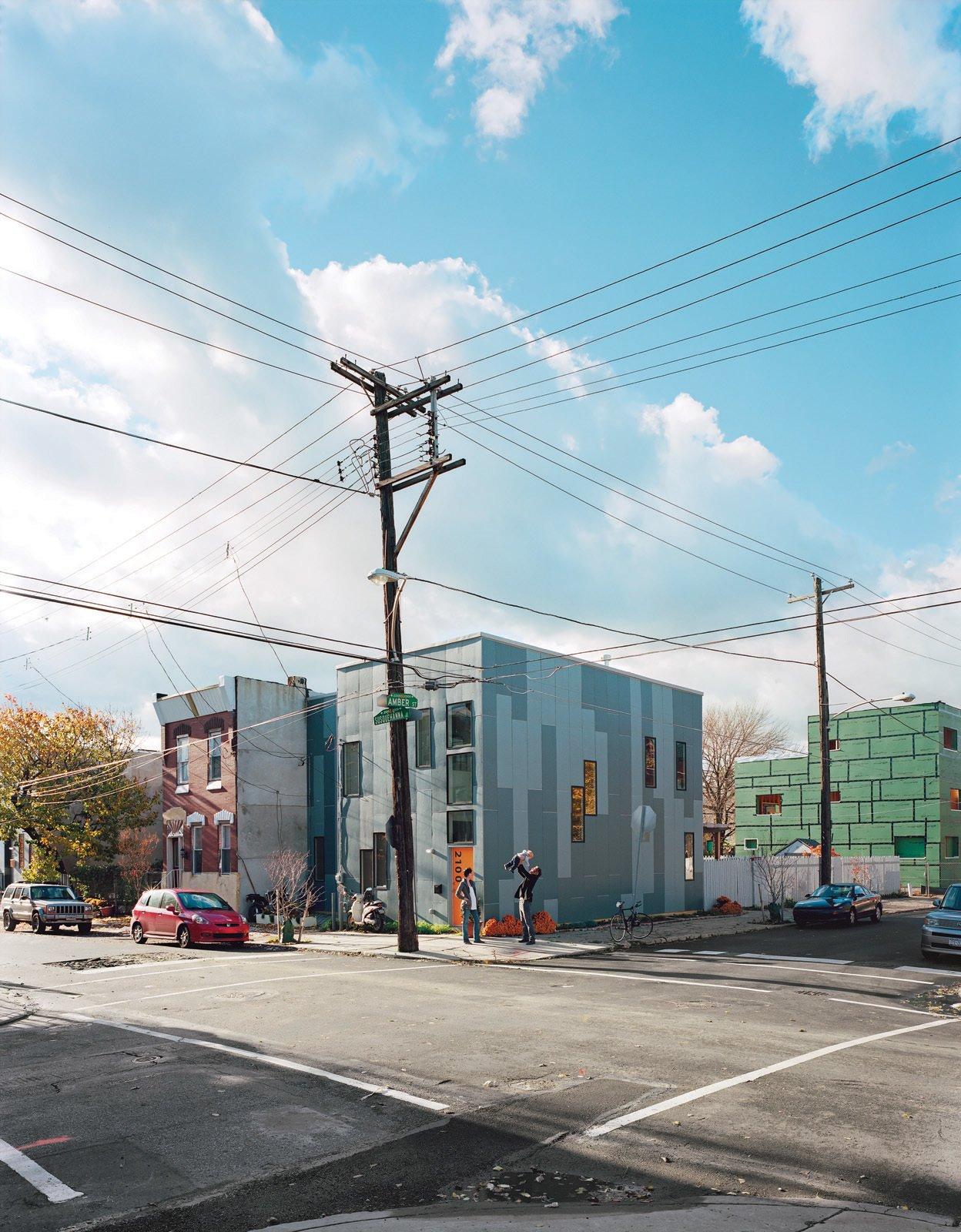 Green Urban Housing in Philadelphia