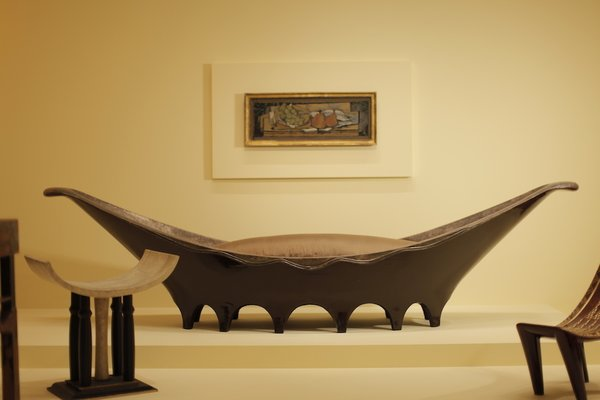 Pirogue Chaise  This sculptural day bed -- a transportive, buoyant piece referencing the canoes of the South Pacific -- was one of many standout pieces Gray created as part of a commission by the esteemd Madame Levy, who asked Gray to design her Rue de Lota apartment.  Photo 7 of 8 in Eileen Gray Documentary Premieres in Tribeca