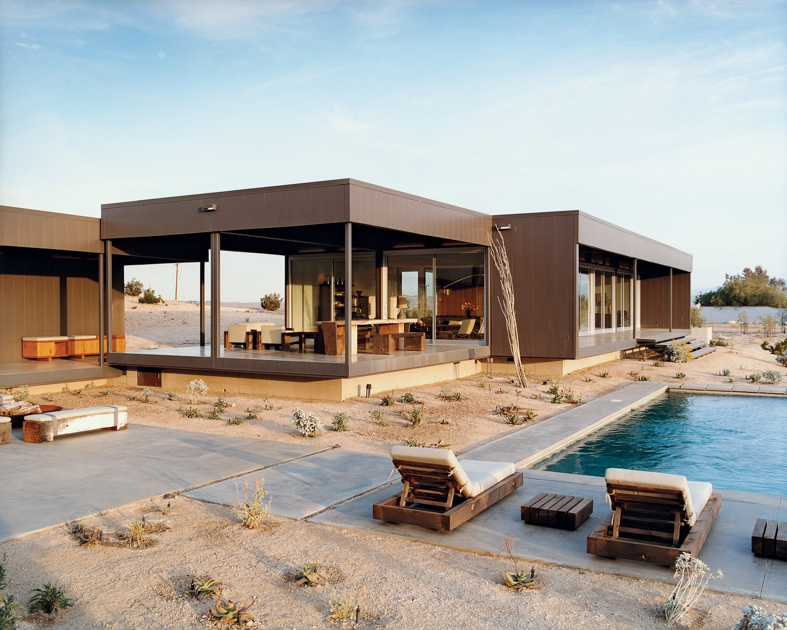 Awesome 20 Desert Homes